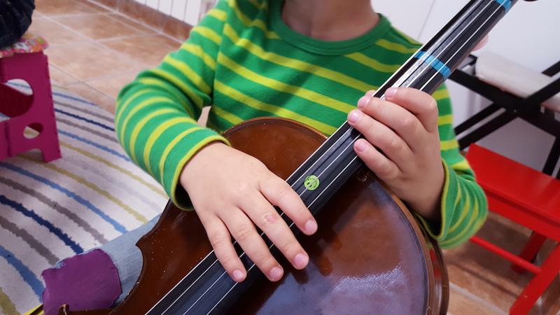 Prima Corda Escuela Suzuki - Violoncello desde 3 años