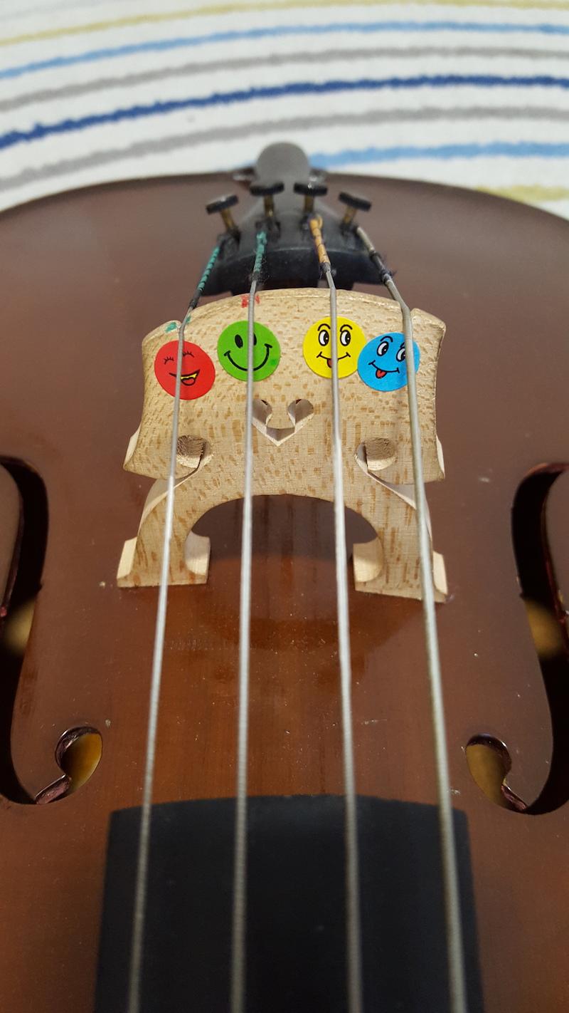 Prima Corda Escuela Suzuki - Violoncello